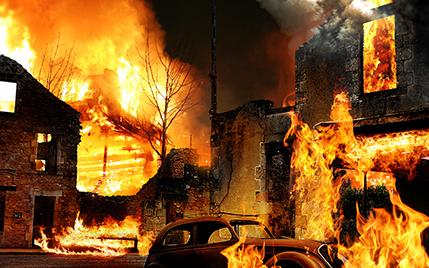 Пожарная экспертиза зданий
